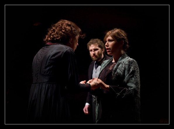 aus einer Aufführung von Dickens by Candlelight im Dezember 2010